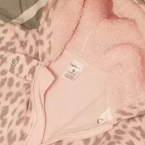 Carter's Jackets & Coats - Girls Carters Winter Zip Up